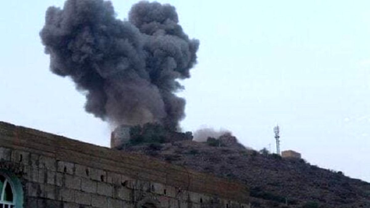 حمله موشکی به عربستان + جزئیات