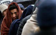 مهاجران در مرز بوسنی و کراوسی / تصاویر