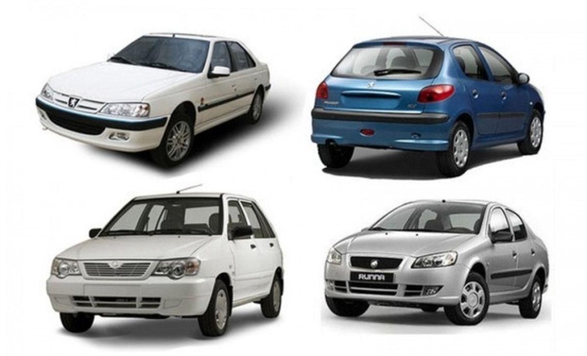 قیمت خودروهای داخلی ۱۳۹۹/۰۹/۱۶ + جدول