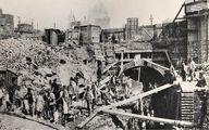 قدیمیترین متروی جهان/عکس