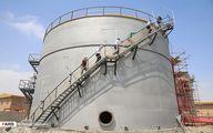 مراحل ساخت خط لوله انتقال منبع انرژی در ایران +عکسها