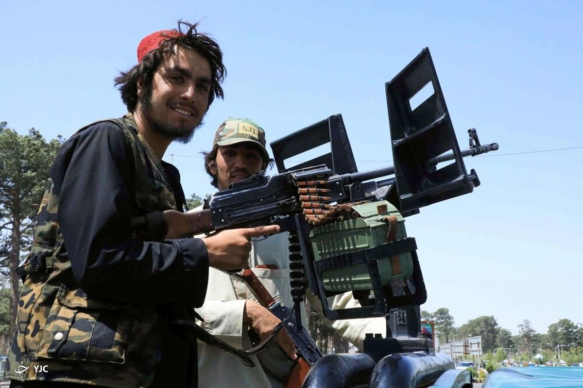 تجهیزات نظامی آمریکا غنیمت جنگی طالبان