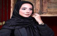 تصویری دیده نشده از خواهر شبنم قلی خانی