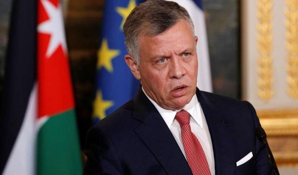پادشاه اردن: بدون حل مساله فلسطین، امنیت در منطقه ممکن نیست