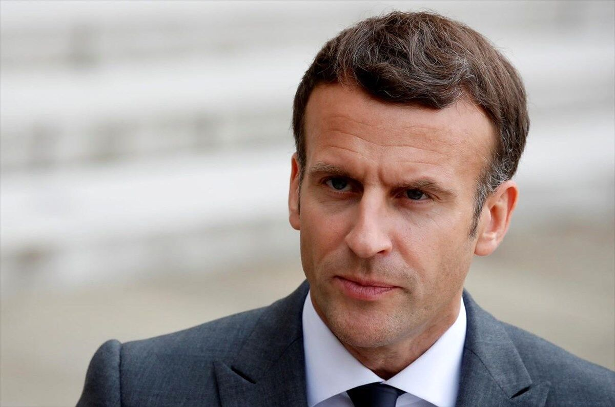 واکنش فرانسه به جنایات صهیونیستها؛ مکرون به ابراز نگرانی بسنده کرد