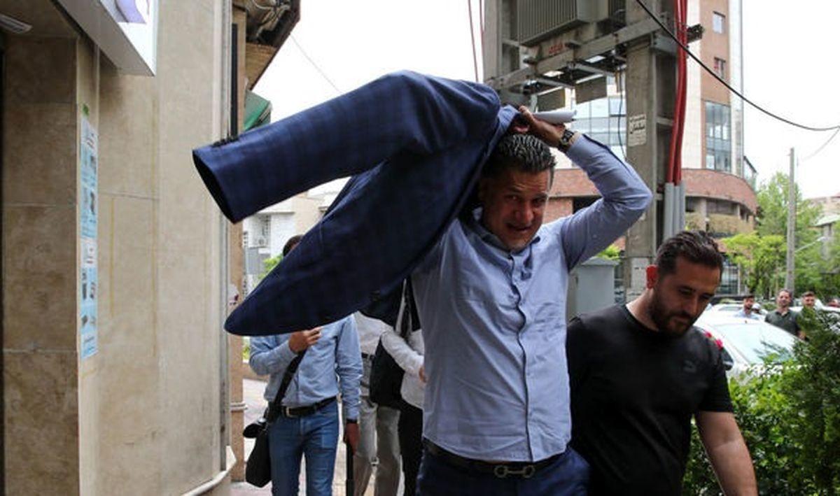 علت غیبت علی دایی مشخص شد