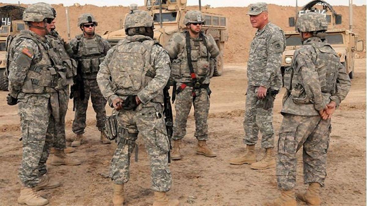 ائتلاف فتح: آمریکا نمیخواهد از عراق خارج شود