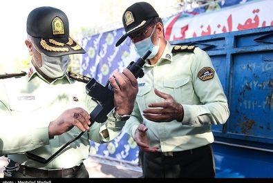 سومین مرحله از طرح اقتدار پلیس