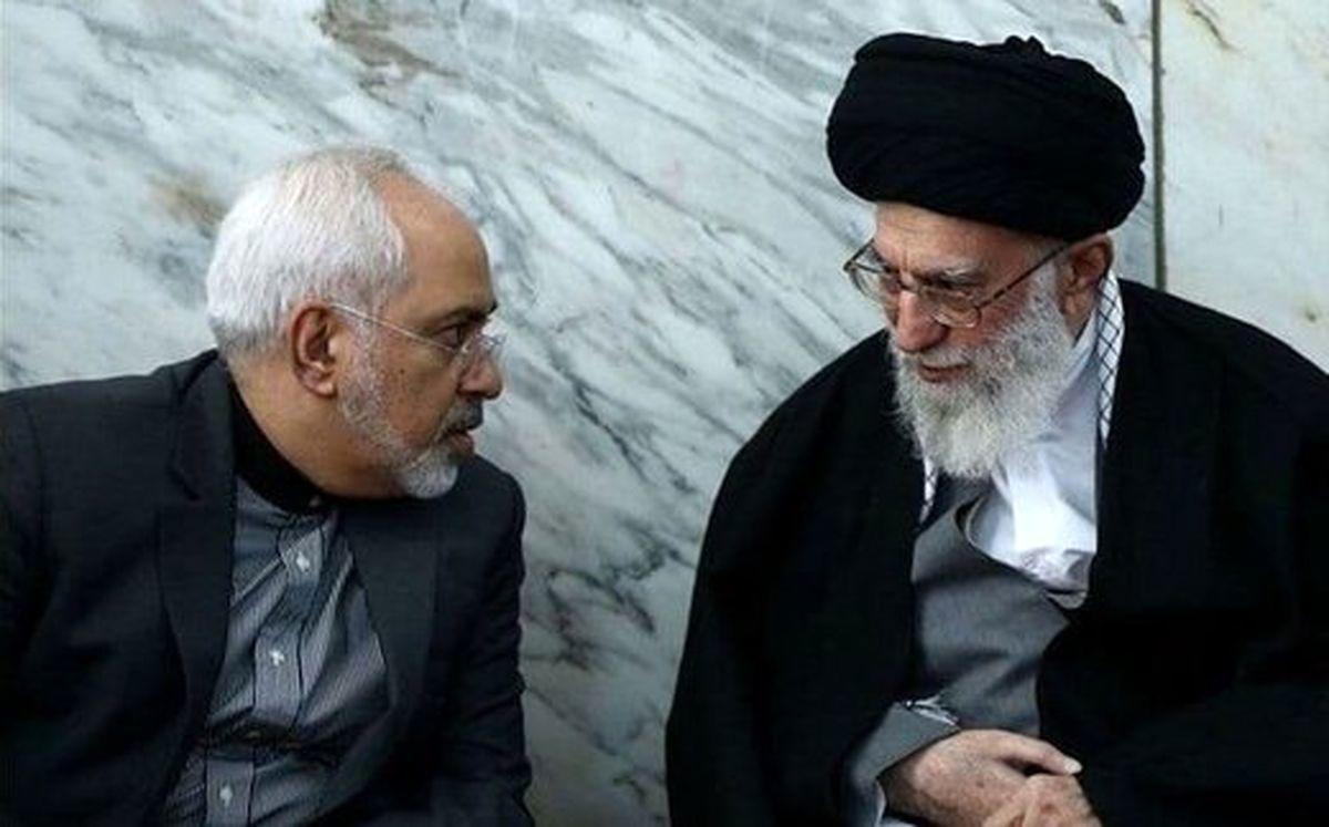 اولین واکنش ظریف پس از بیانات امروز رهبر انقلاب