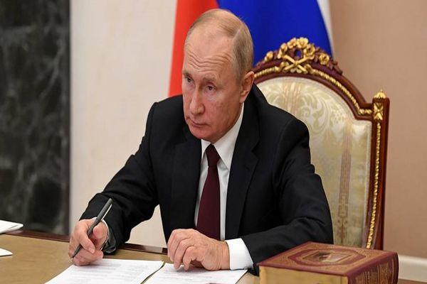 هشدار پوتین درباره هرگونه ماجراجویی علیه روسیه