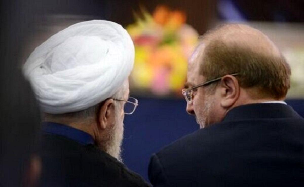 مکاتبه قالیباف با رئیس جمهور درباره یک مصوبه ارزی دولت + سند