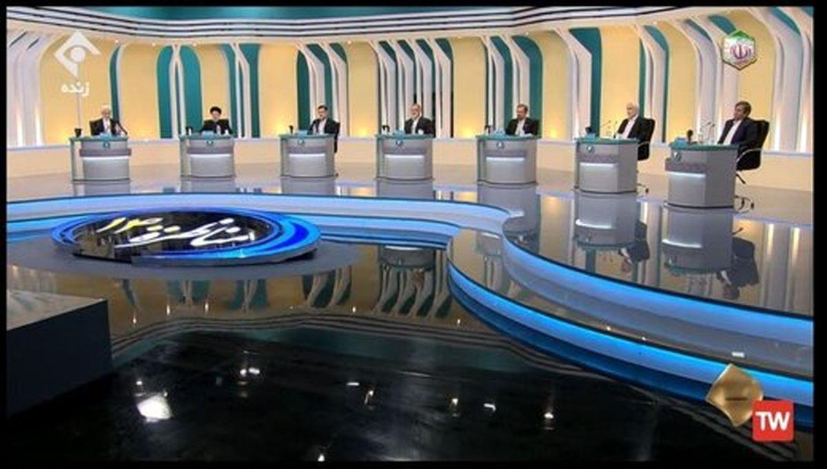 به نظر شما پیروز مناظره اول کدام یک از نامزدها است؟