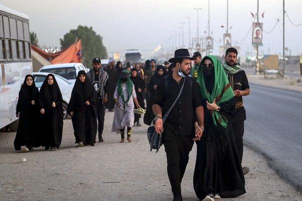 چند زائر ایرانی وارد عراق شدهاند؟