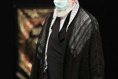 عزاداری امام حسین(ع) با حضور رهبر انقلاب