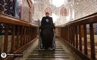 تصاویر زیارت در روز شهادت امام مهربانیها