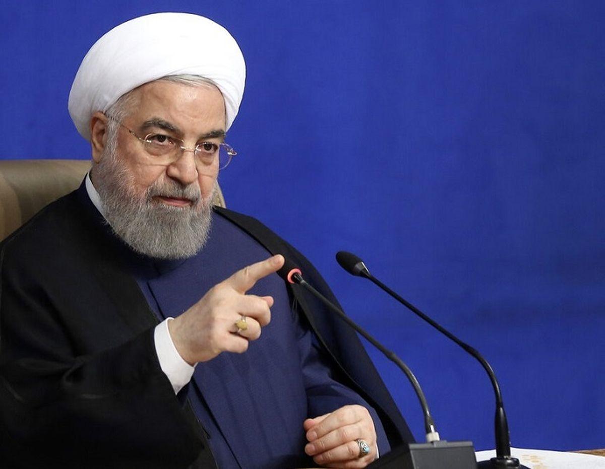 واکنش تند رئیس جمهور به فایل صوتی جنجالی منتشر شده  از ظریف