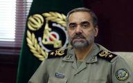 خط و نشان وزیر دفاع ایران