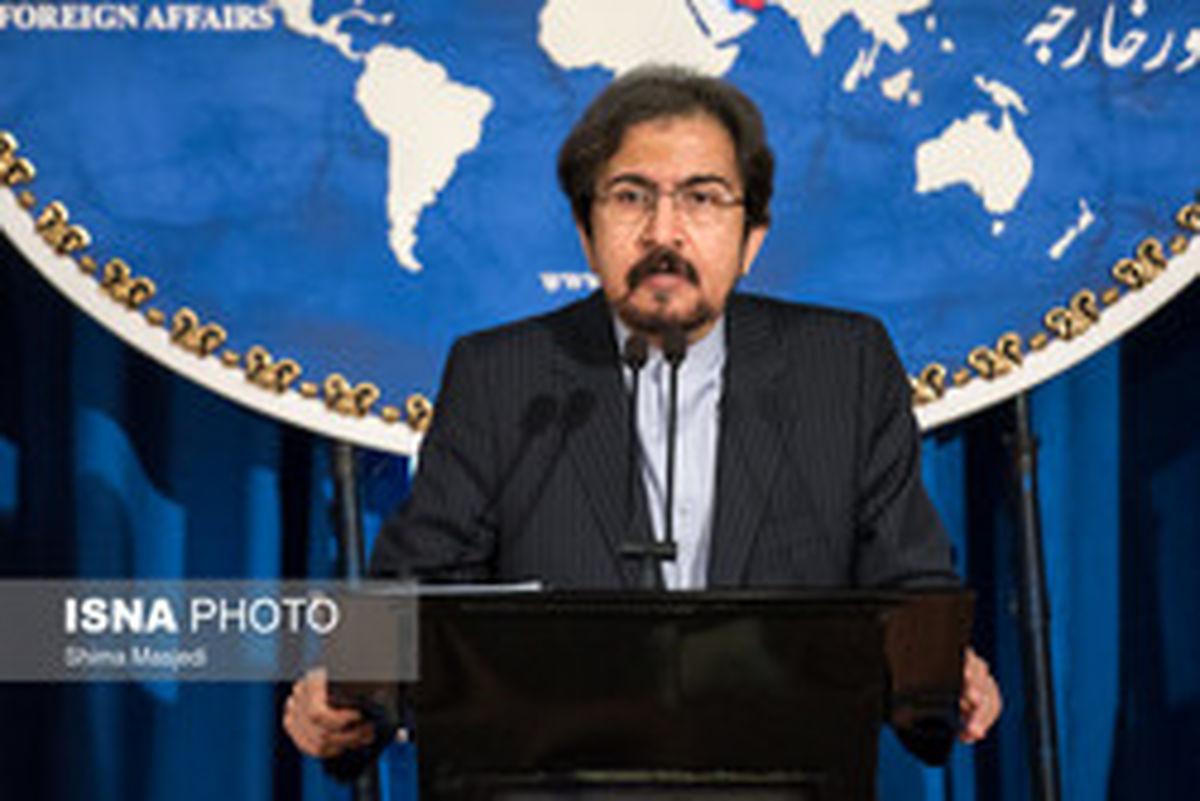 سخنگوی وزارت خارجه مطرح کرد: ناکامی امارات/ حاکمیت قطعی ایران بر جزایر سهگانه