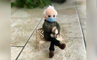 فروش عروسک بافتنی «برنی سندرز»