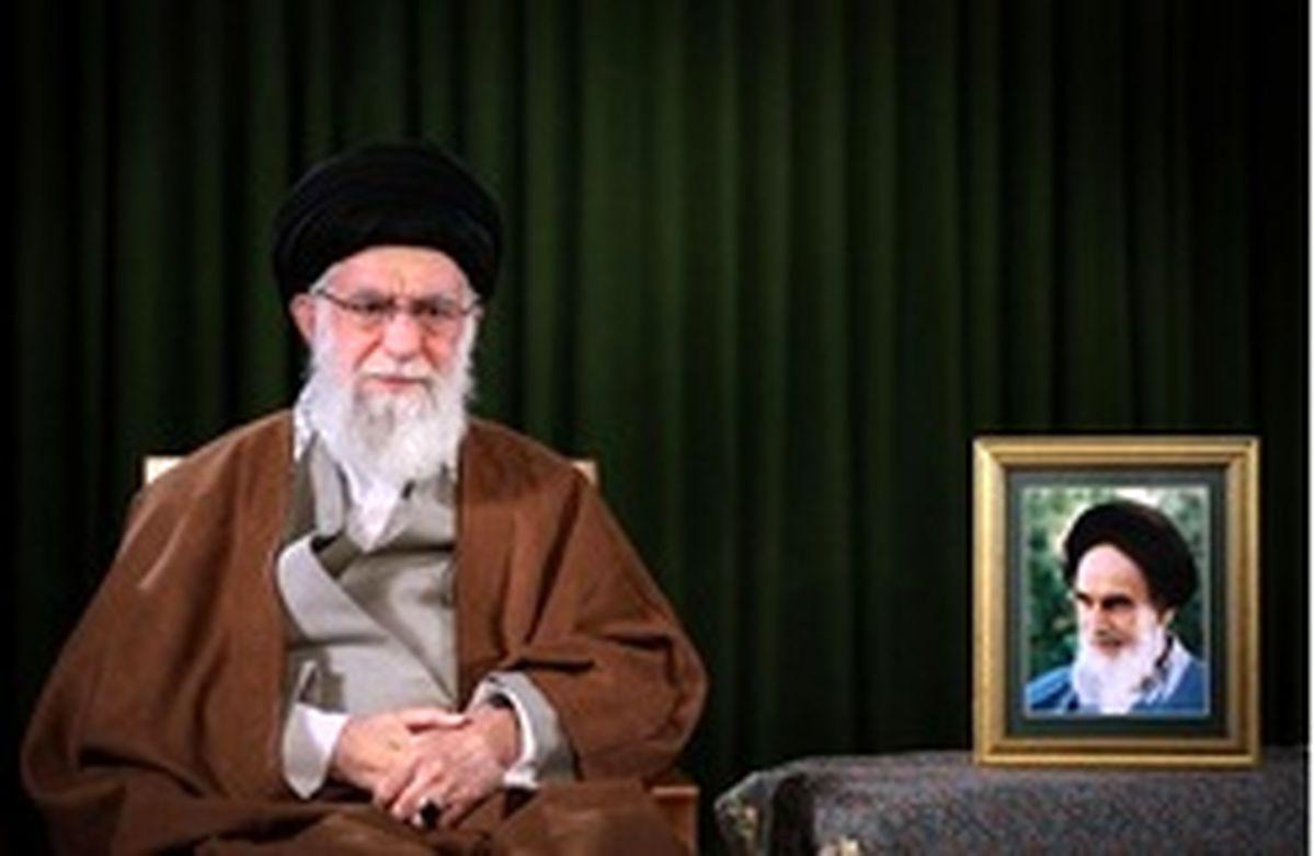 رهبر انقلاب : آمریکایی ها متهم هستند که کرونا را ایجاد کرده اند/ خبیث ترین دشمن ملت ایران آمریکاست/ غرب نه به آزادی عمل کرده است و نه به عدالت اجتماعی
