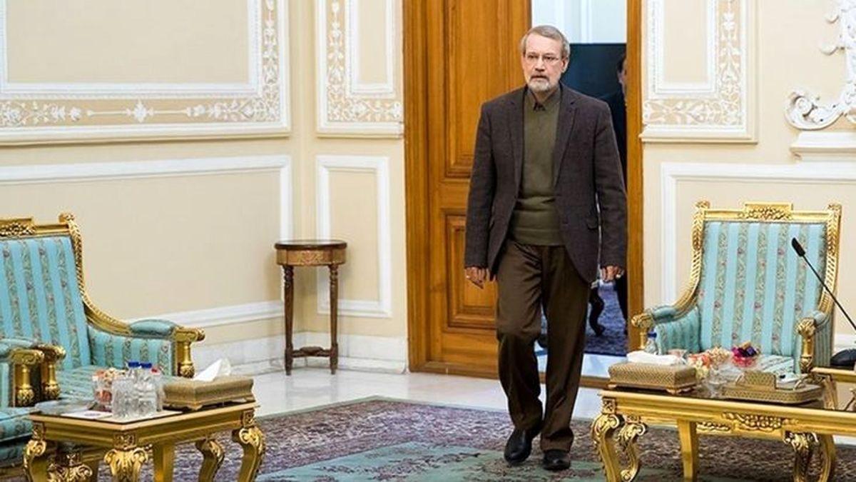 پروژه سه لایه برای ورود علی لاریجانی به انتخابات 1400