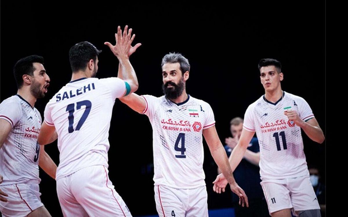 بلندقامتان ایران عازم بازیهای المپیک توکیو 2020 شدند