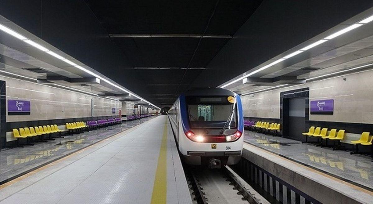 متروی تهران رایگان شد + جزئیات کامل