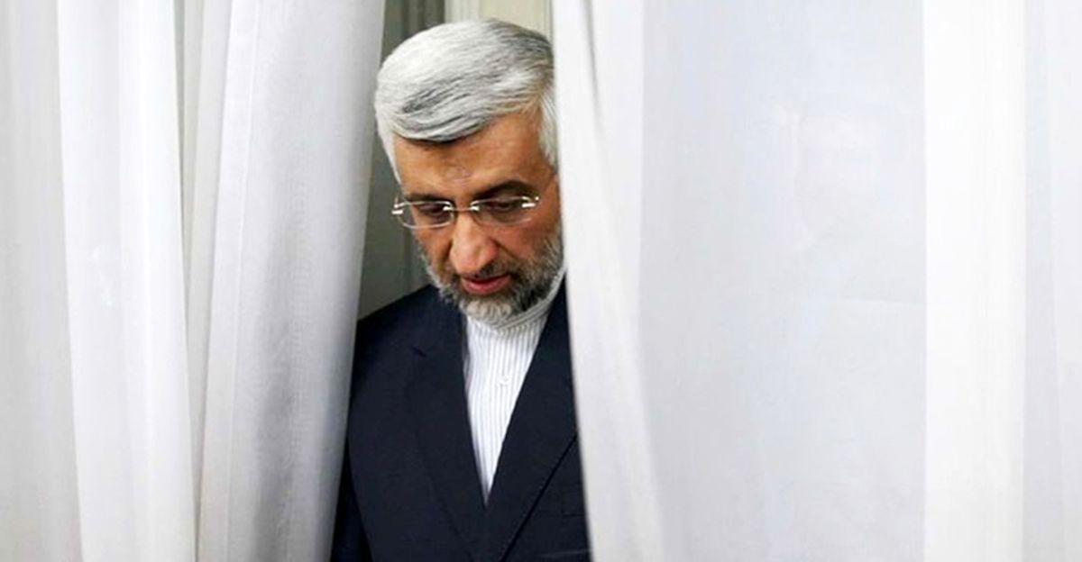 سعیدجلیلی، کپی برابر اصل احمدی نژاد؟