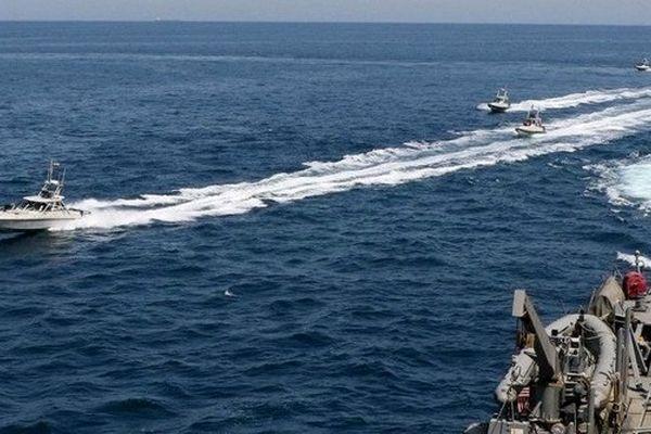 پنتاگون مدعی شد: شلیک به قایقهای تندرو ایران در خلیج فارس!