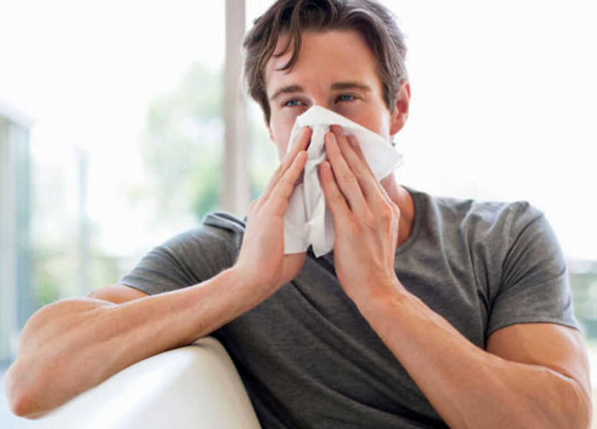 علائم آلرژی فصلی چیست؟