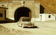 عکسی تاریخی از روستای کندوان
