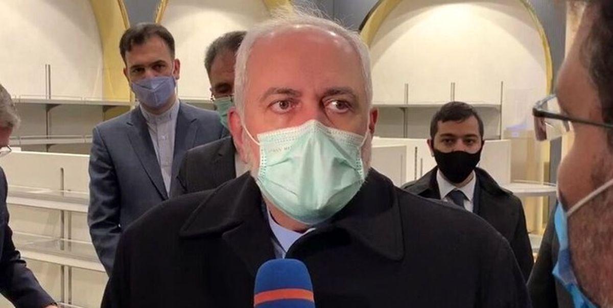 موضع جدید ظریف در قبال بازگشت بایدن به برجام