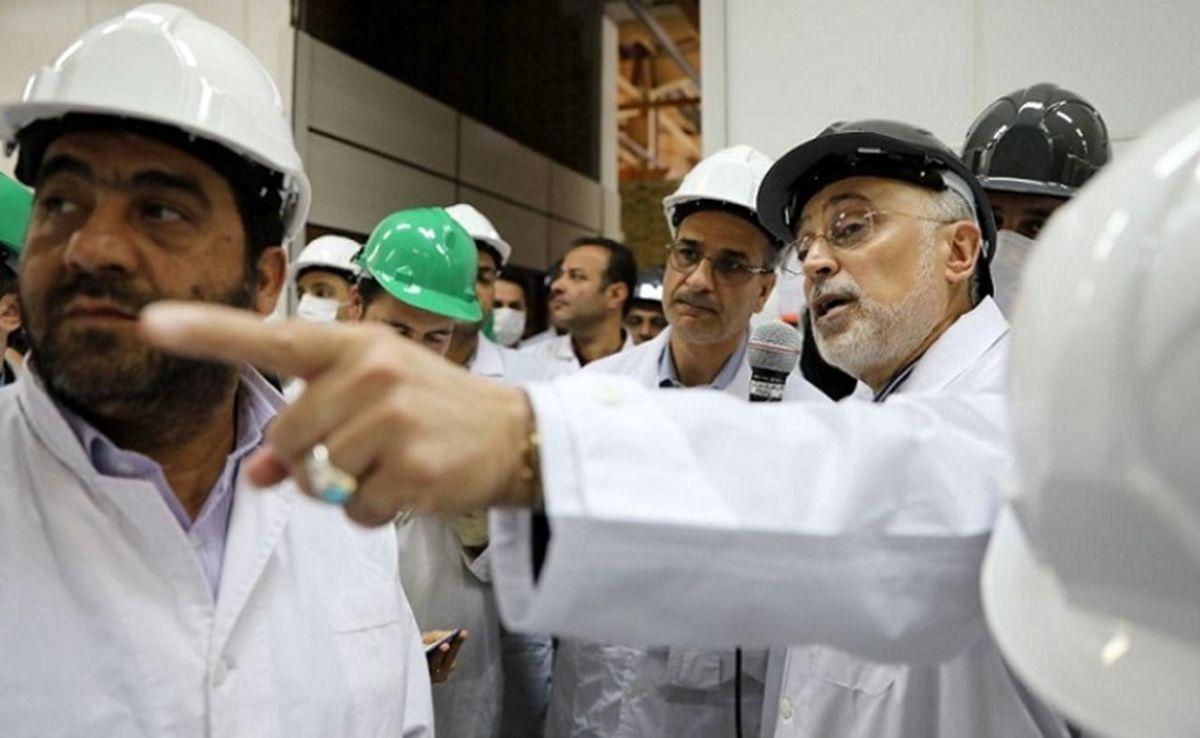 تشریح چگونگی آمادگی برای آغاز تولید سوخت ۲۰ درصد/ صالحی: دستمان روی ماشه است؛ باید فرمانده دستور بدهد