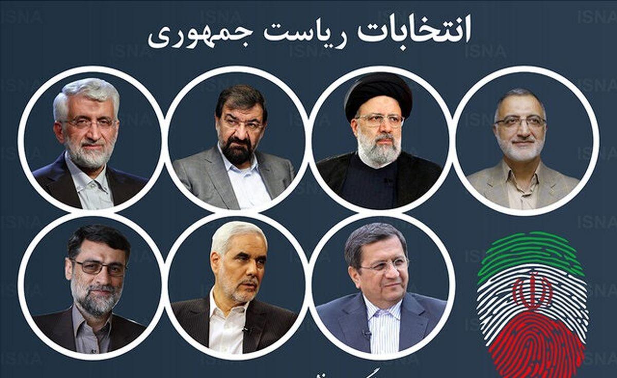 اعلام ساعت نخستین مناظره انتخابات 1400 + جزئیات