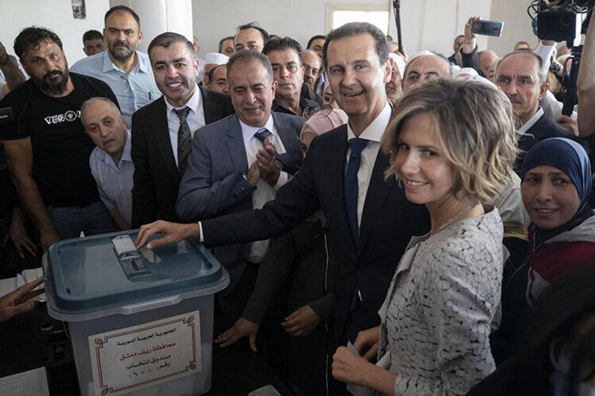 بشار اسد: باید امید به ساختن سوریه را بیشتر کنیم