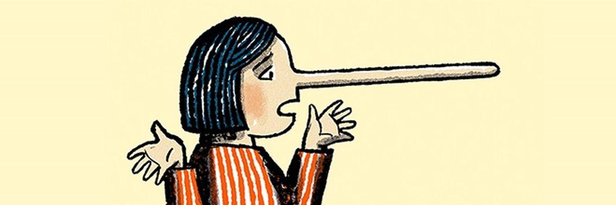 با این روش ها دروغگوها را بشناسید!