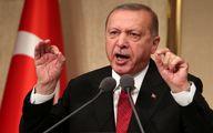 اردوغان: نمیگذاریم تروریستها از عراق به ترکیه حمله کنند