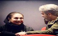 تصاویر عاشقانه مهدی پاکدل و همسر دومش
