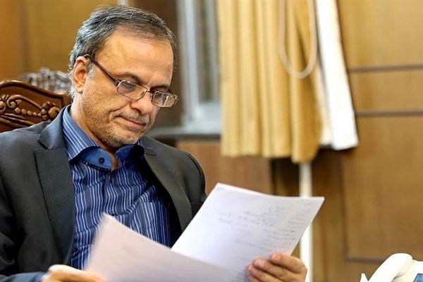 کارت زرد مجلس به رزم حسینی + جزئیات