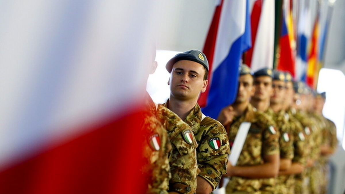 اخراج نیروهای ایتالیا توسط امارات از پایگاه هوایی در دبی