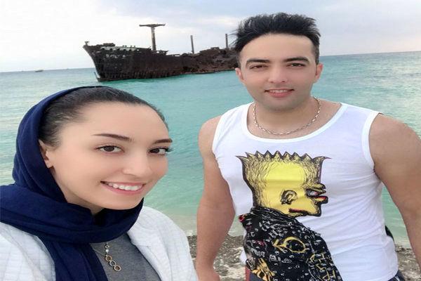 واکنش شوهر کیمیا علیزاده به حواشی همسرش + عکس