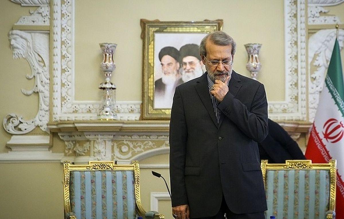 تکذیب کابینه منتسب به لاریجانی