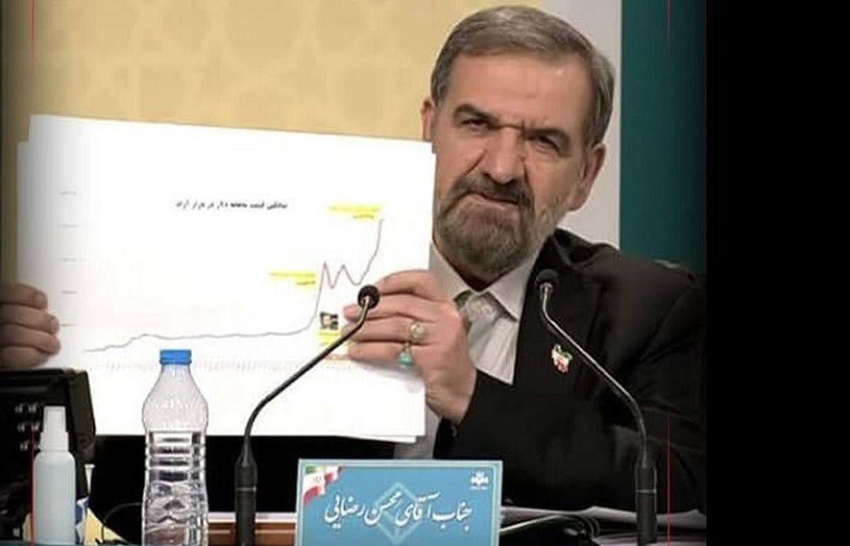 محسن رضایی برنامههای خود را در اختیار رئیسی گذاشت