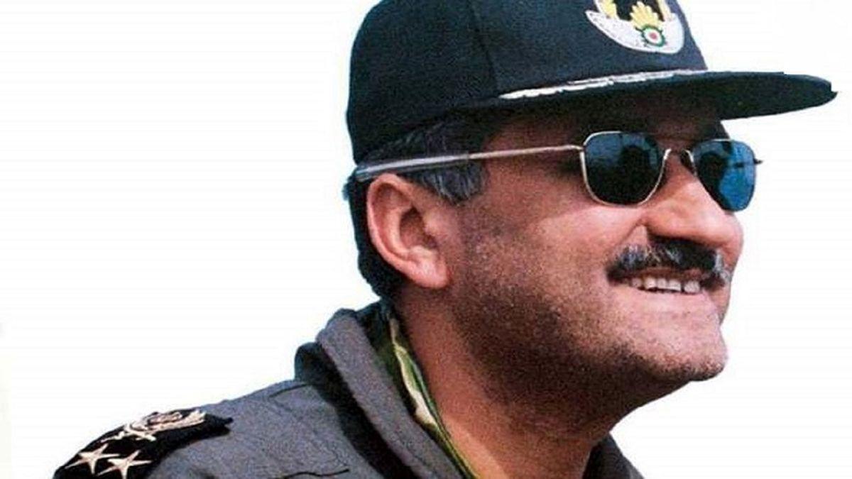 رشادت های شهید یاسینی با یک جنگنده فانتزی + جزئیات افتخارآمیز