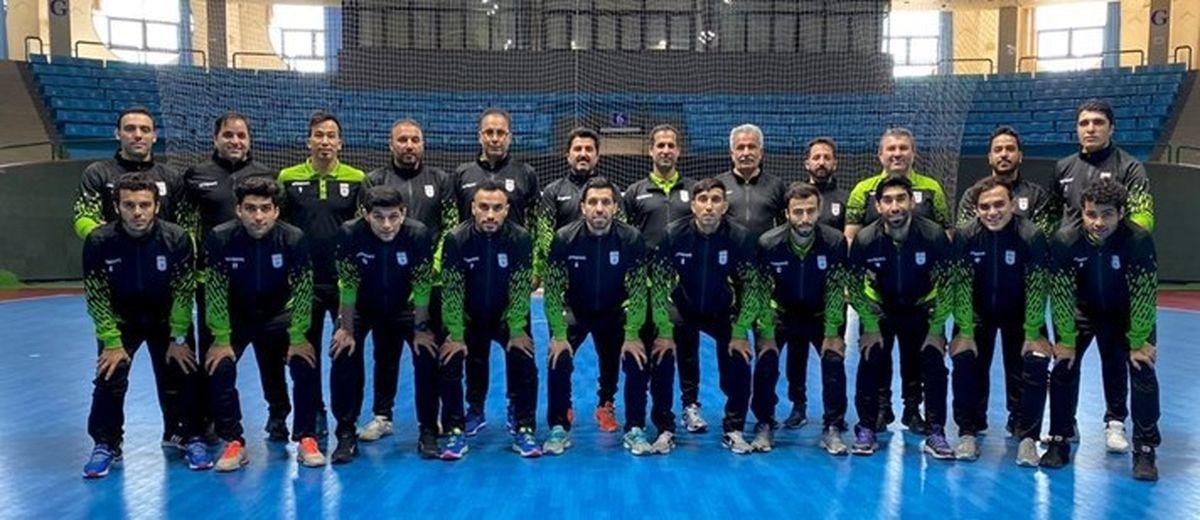 ۲۰ بازیکن به تیم ملی دعوت شدند