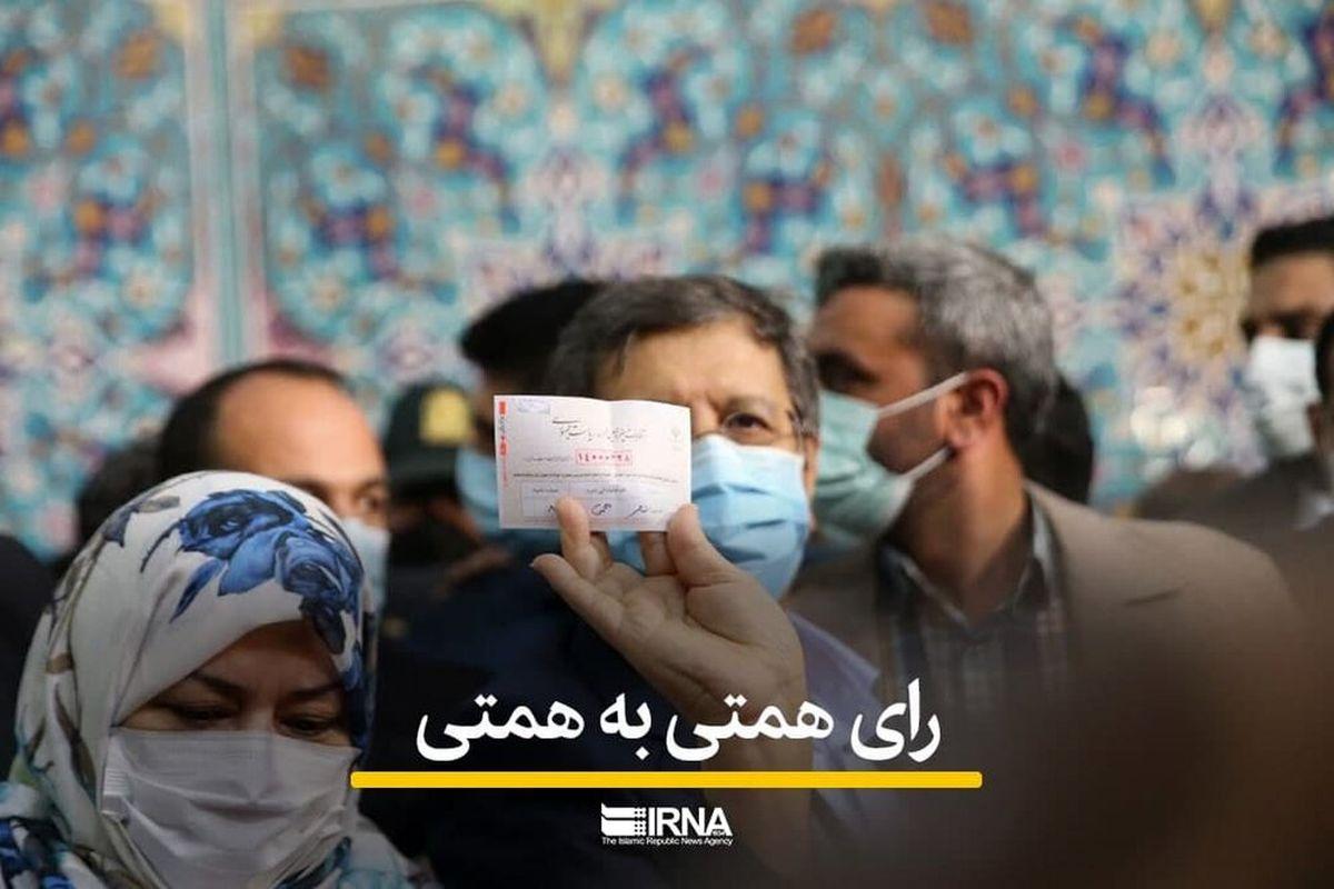 رای عبدالناصر همتی لو رفت|عکس
