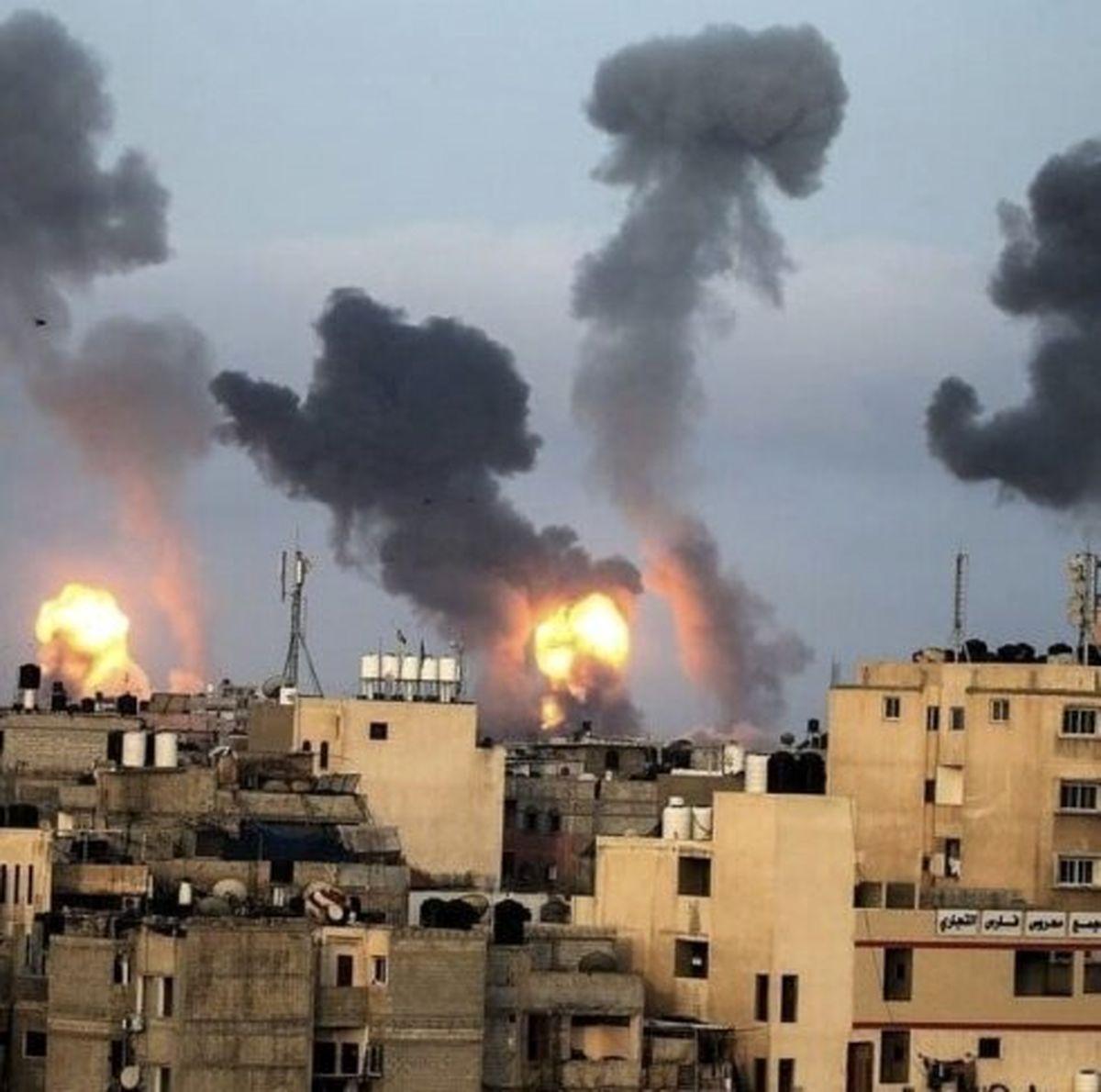 ارتش صهیونیستی بانک اهدافش را در غزه مشخص کرد
