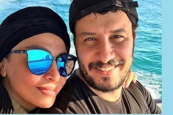 عکس جنجالی زن جواد عزتی در کنار معشوقه همسرش! | فیلم حرکات ریتمیک مه لقا باقری بر روی صحنه