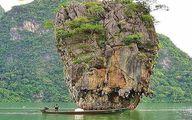 جزیره دیدنی جیمزباند کجاست+عکس