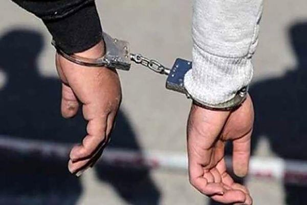 حمله به پلیس توسط قمهکش شیرازی